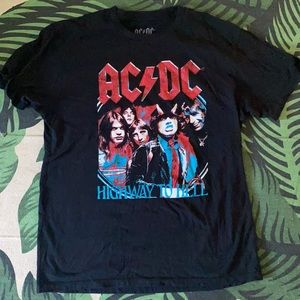 Ac/dc tee shirt